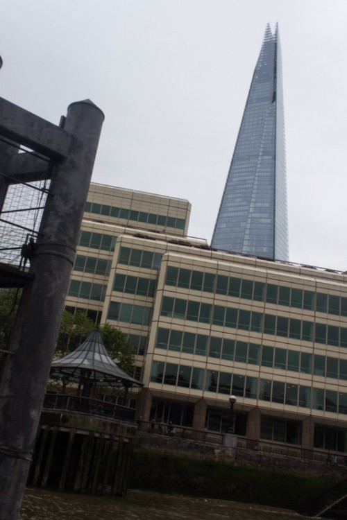 The Shard, ianauguré en 2012