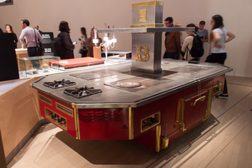 Le piano de cuissonde Bocuse