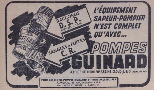 Pompes Guinard