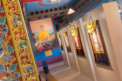 Galerie du premier étage