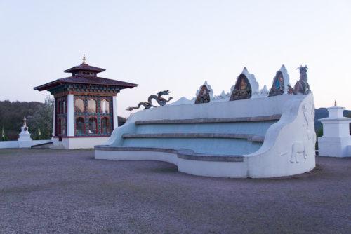 fontaine de Dzambala