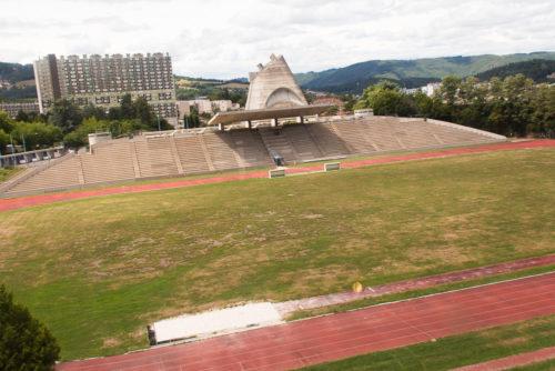 Eglise Saint Pierre   Stade