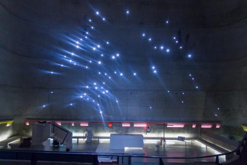 Eglise Saint Pierre constellation d'Orion