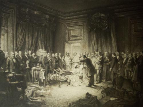 Mort du président Carnot