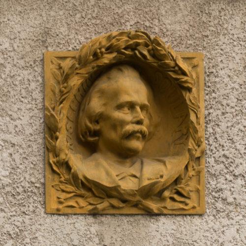 Médaillon Joséphin Soulary