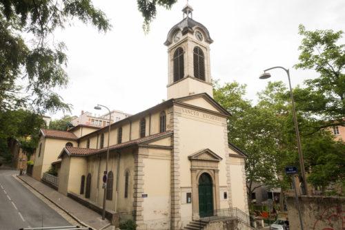 Eglise Saint Eucher