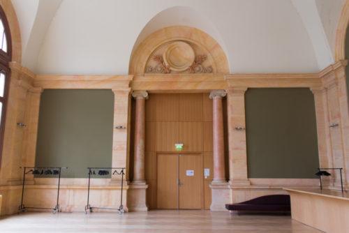 ancienne salle de lecture