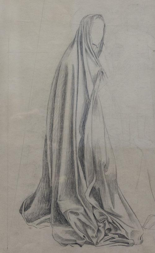 Gino Severini, Etude