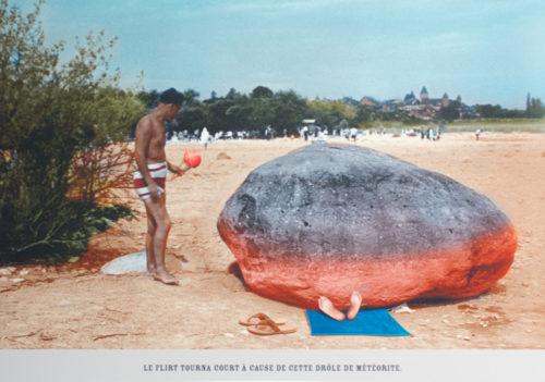 Le flirt a tourné court à cause de cette drôle de météorite